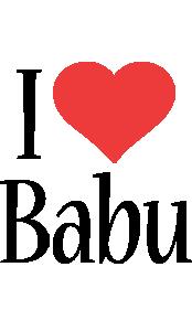 Babu Logo   Name Logo Generator - I Love, Love Heart ...