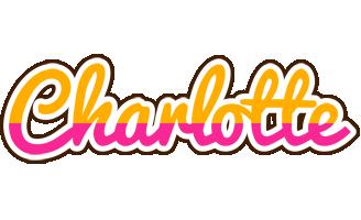 Charlotte Logo Name Logo Generator Smoothie Summer