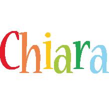 how to say chiara name