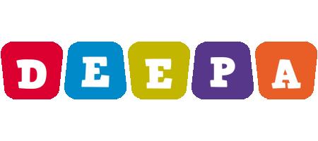 Logo-deepa Font Deepa Kiddo Logo