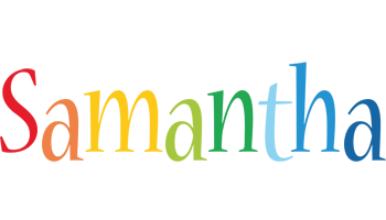 samantha logo name logo generator birthday love heart