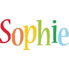 sophie name logo pastel - photo #7
