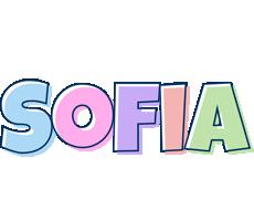sophie name logo pastel - photo #2