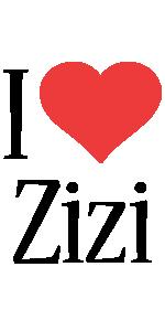 Zizi logo create custom zizi logo i love style