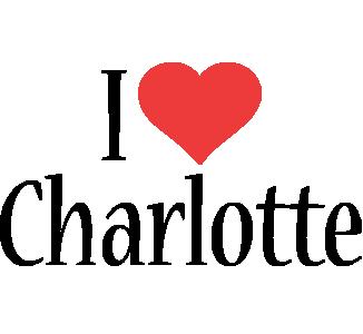 Charlotte Logo Name Logo Generator Kiddo I Love