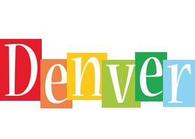 Denver Logo Name Logo Generator Kiddo I Love Colors