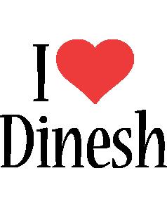 dinesh logo name logo generator kiddo i love colors