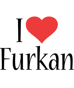 Furkan Logo | Name Logo Generator - Kiddo, I Love, Colors ...