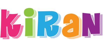 Kiran friday logo