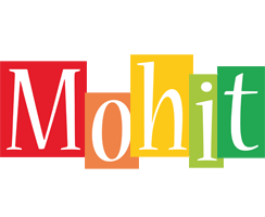 Mohit colors logo