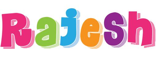 Rajesh friday logo