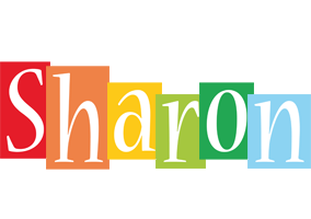 Sharon colors logo