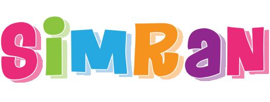 Simran friday logo