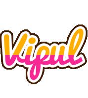 Vipul smoothie logo
