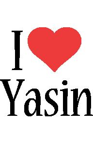 Yasin Logo Name Logo Generator Kiddo I Love Colors Style